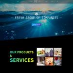 Web Development for fresh Group